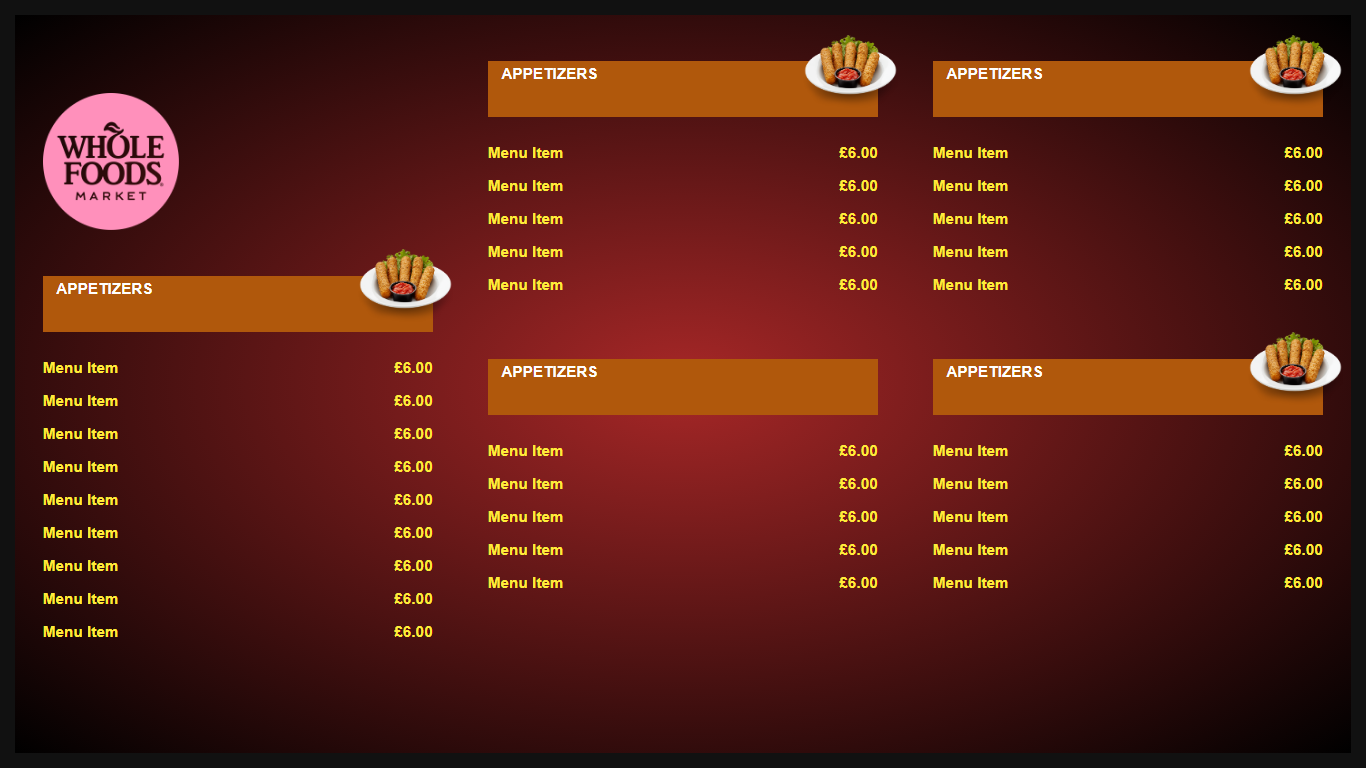 Use Digital Juice Bar Menu to Uplift your sales in USA