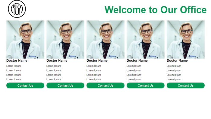 Display our Digital Signage for Doctor Offices in USA